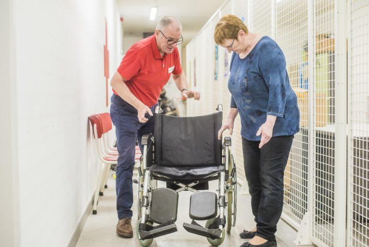 service de location de matériel paramédical