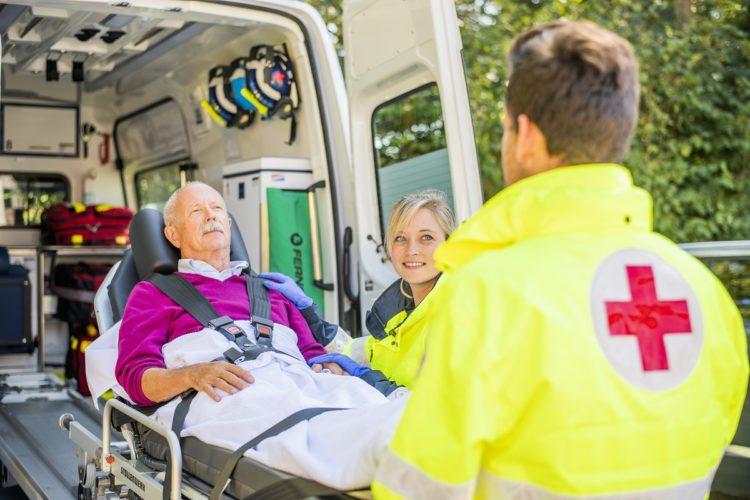Transport non urgent en ambulance