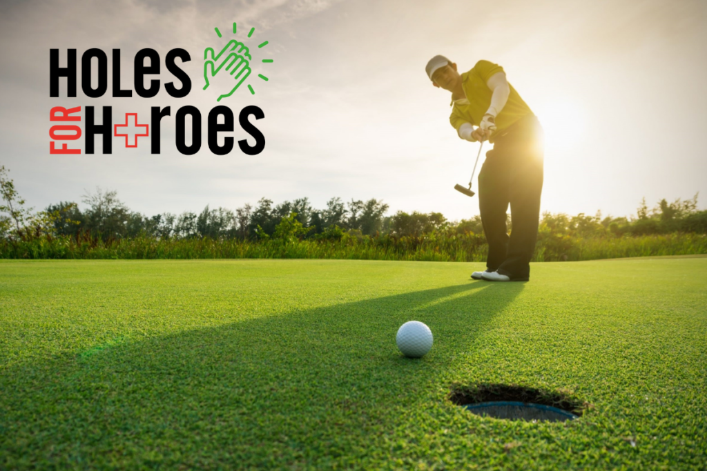 holes for heroes