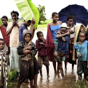 © Lene Vendelbo/International Federation of Red Cross and Red Crescent Societies Inondations, Sud du Malawi, février 2015.