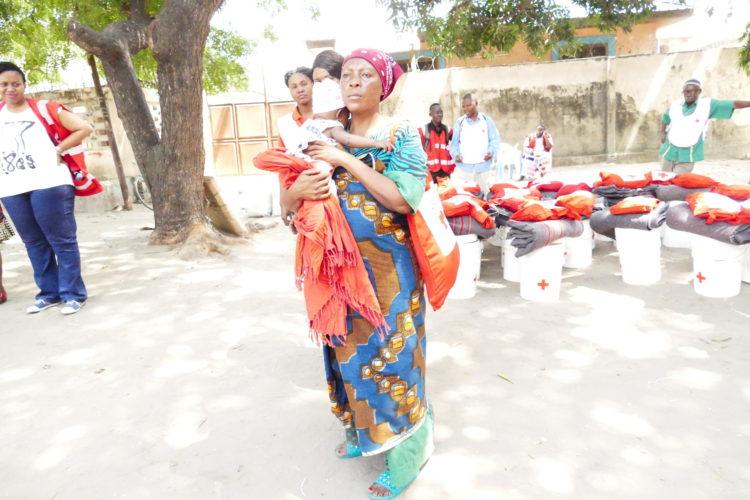 Croix-Rouge inondations Tanzanie