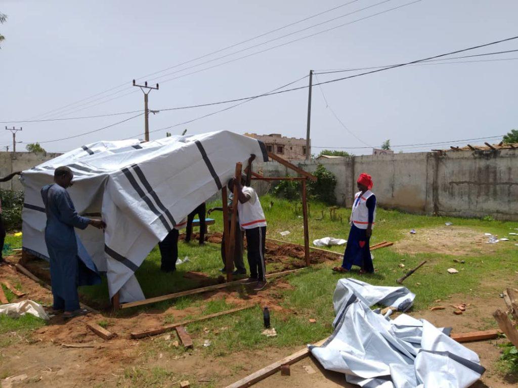 Gambie windstorms