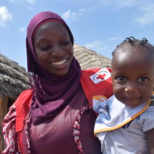 Isatu Joof Croix-Rouge gambienne
