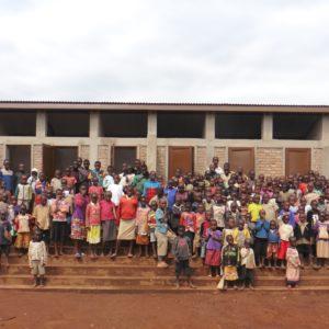 Burundi - Construction de latrines - Programme ADRN