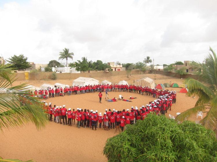 Sénégal - Camp jeunes volontaires Août 2018