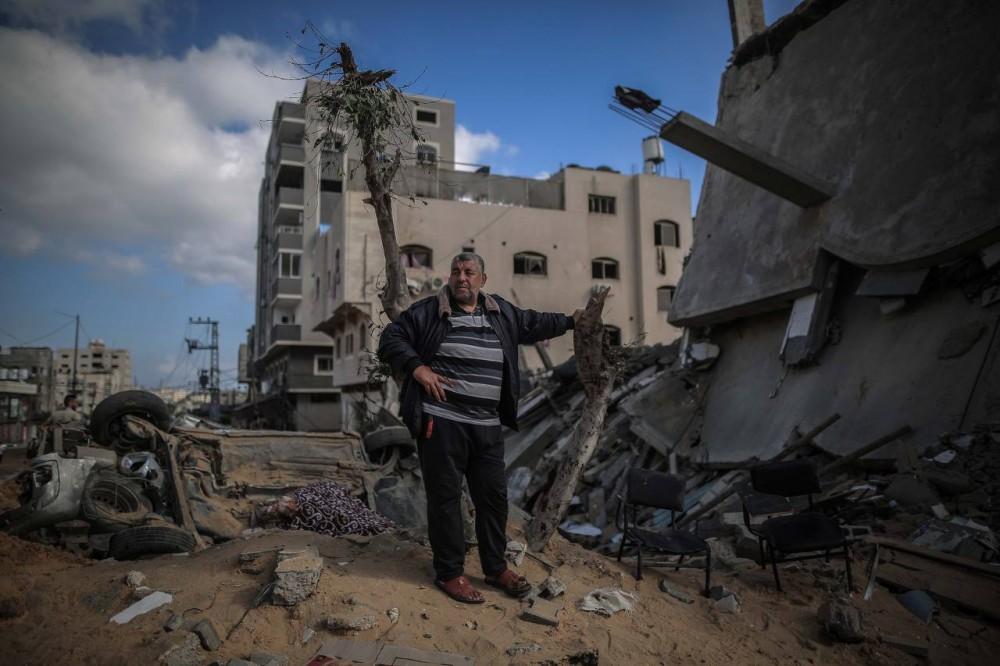 Hostilités à Gaza