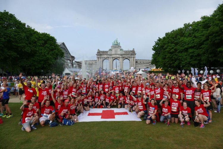 20km pour la Croix-Rouge