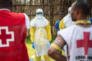 Dons Ebola: contenir le virus