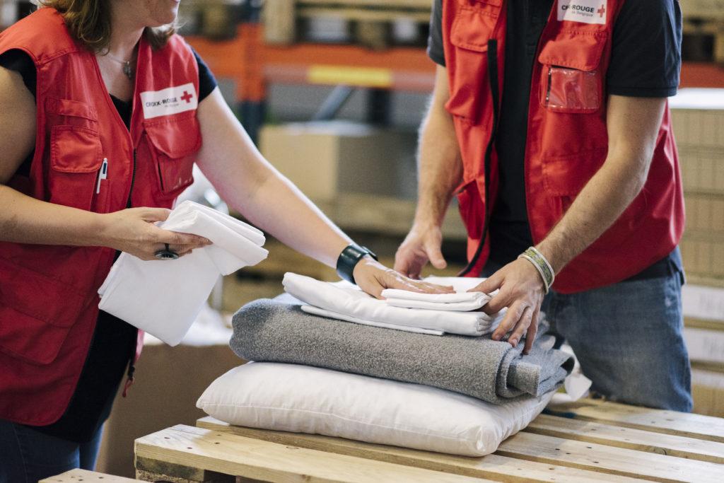 La Croix-Rouge plaide pour un accueil digne